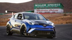 Toyota C-HR R-Tuned Claims 'World's Fastest Crossover' 5