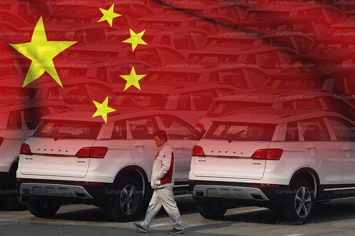 7 Chinese Automakers To Hit 1 Million Annual Sales 10