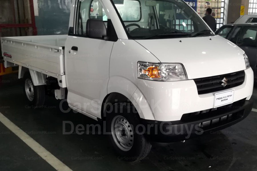 "Everything Wrong with the Suzuki Mega Carry ""Extra"" 1"