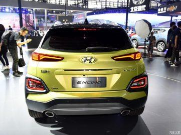 Hyundai Encino at 2017 Guangzhou Auto Show 9