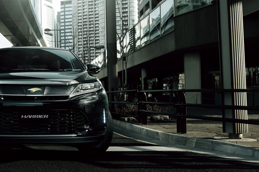 2018 Toyota Harrier will officially be sold in ASEAN Markets 1