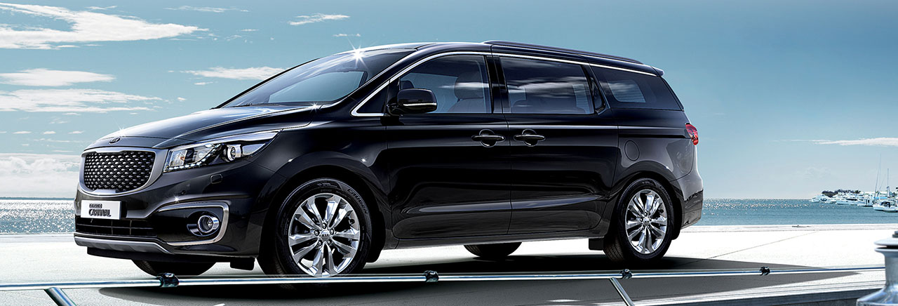 The Upcoming KIA Grand Carnival 3