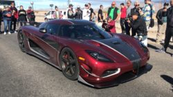 457 km/h- The Agera RS is officially the World's Fastest Car 5