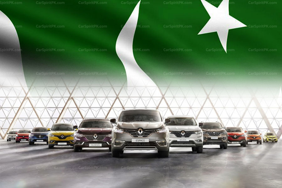Renault Officially Announces it's Entry in Pakistan 28