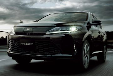 2018 Toyota Harrier will officially be sold in ASEAN Markets 2