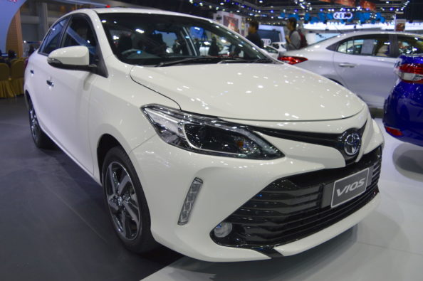 Toyota Vios Facelift at 2017 Thai Motor Expo 1