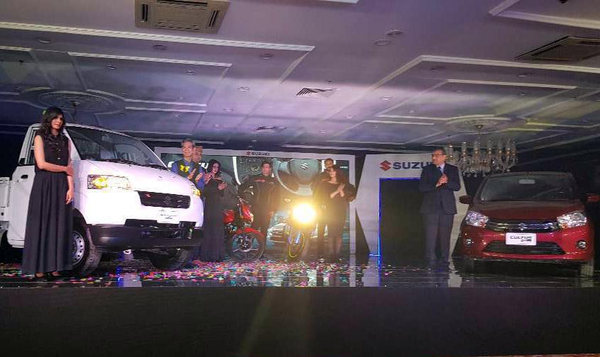 Pak Suzuki Cultus Automatic Launched at PKR 15.28 lac, Mega Carry at PKR 14.99 lac 2