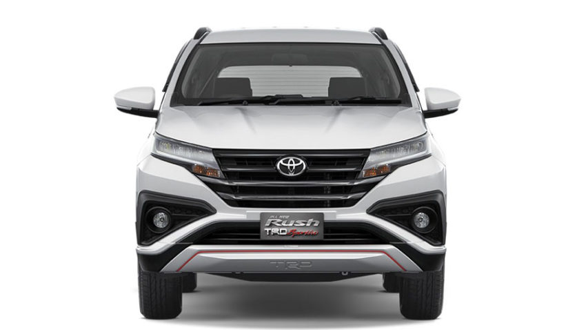 All New 2018 Toyota Rush Heading to Thailand 7