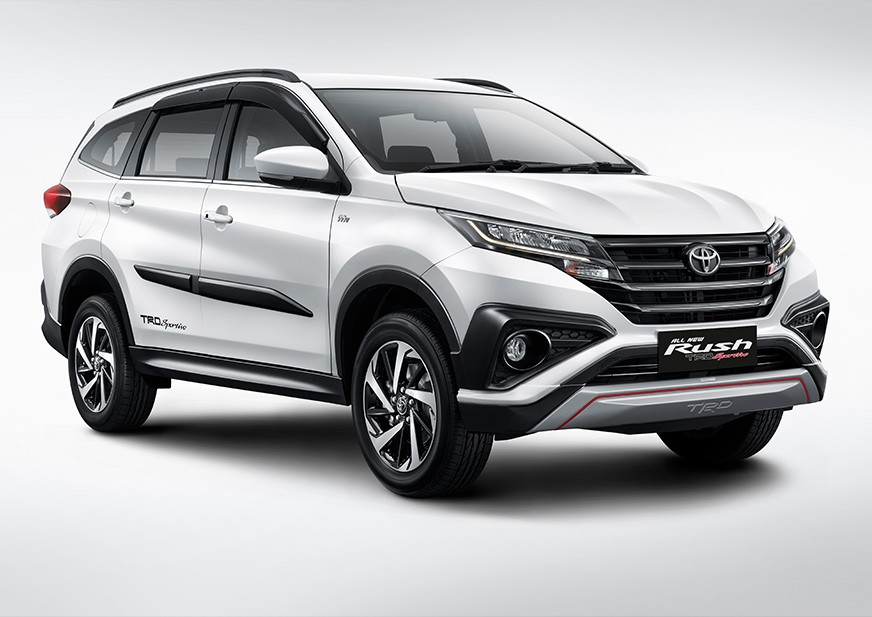 All New 2018 Toyota Rush Heading to Thailand 6