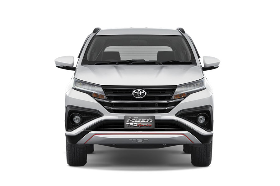 All New 2018 Toyota Rush Heading to Thailand 2