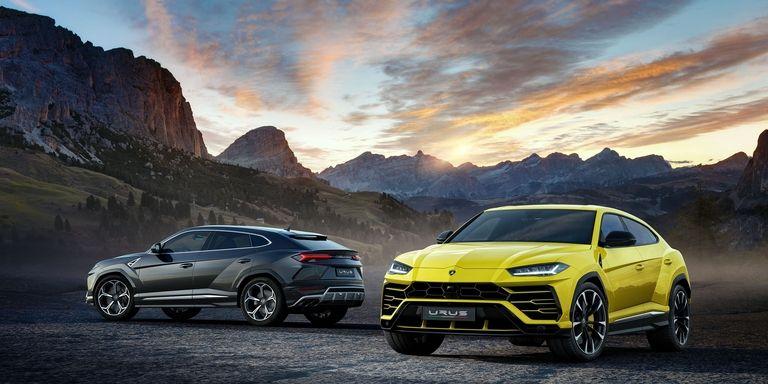 Lamborghini Urus Debuts As The World's Fastest SUV 1