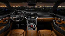 Lamborghini Urus Debuts As The World's Fastest SUV 12