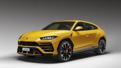 Lamborghini Urus Debuts As The World's Fastest SUV 14