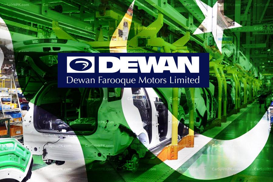 Government Grants Brownfield Status to Dewan Farooq Motors Limited 9