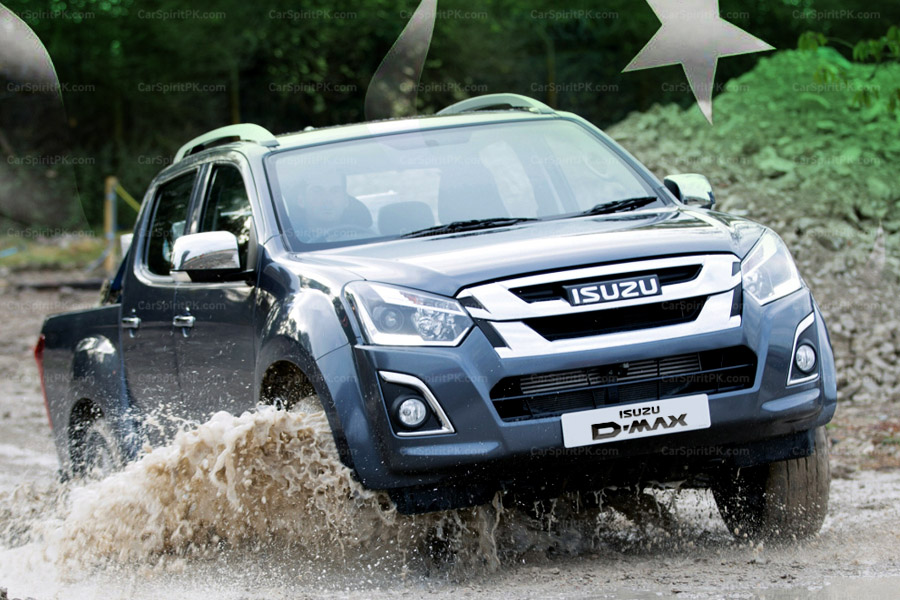 Isuzu D-MAX Might Create Problems for Toyota Hilux 19