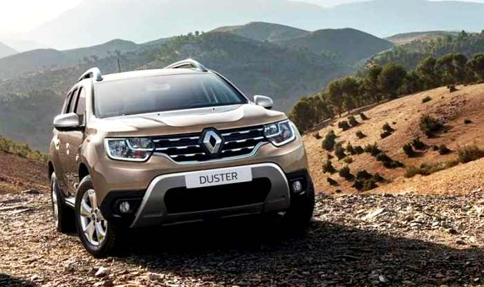 2018 renault duster launched might reach pakistan carspiritpk. Black Bedroom Furniture Sets. Home Design Ideas