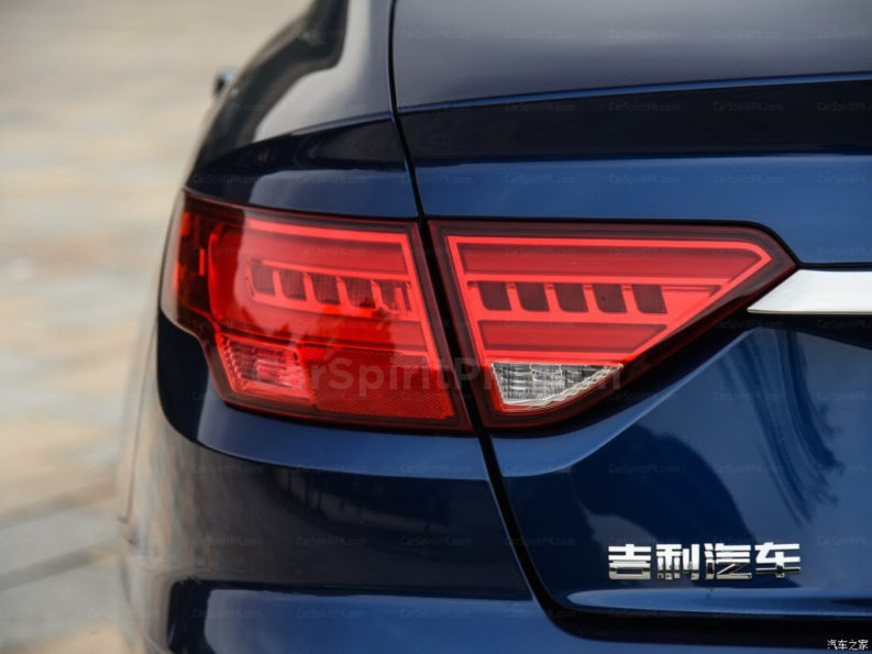 2018 Geely Emgrand GL Launched in China 11