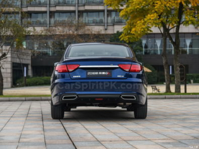 2018 Geely Emgrand GL Launched in China 6
