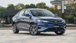 2018 Geely Emgrand GL Launched in China 10