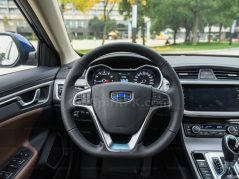 2018 Geely Emgrand GL Launched in China 18