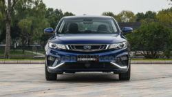 2018 Geely Emgrand GL Launched in China 9