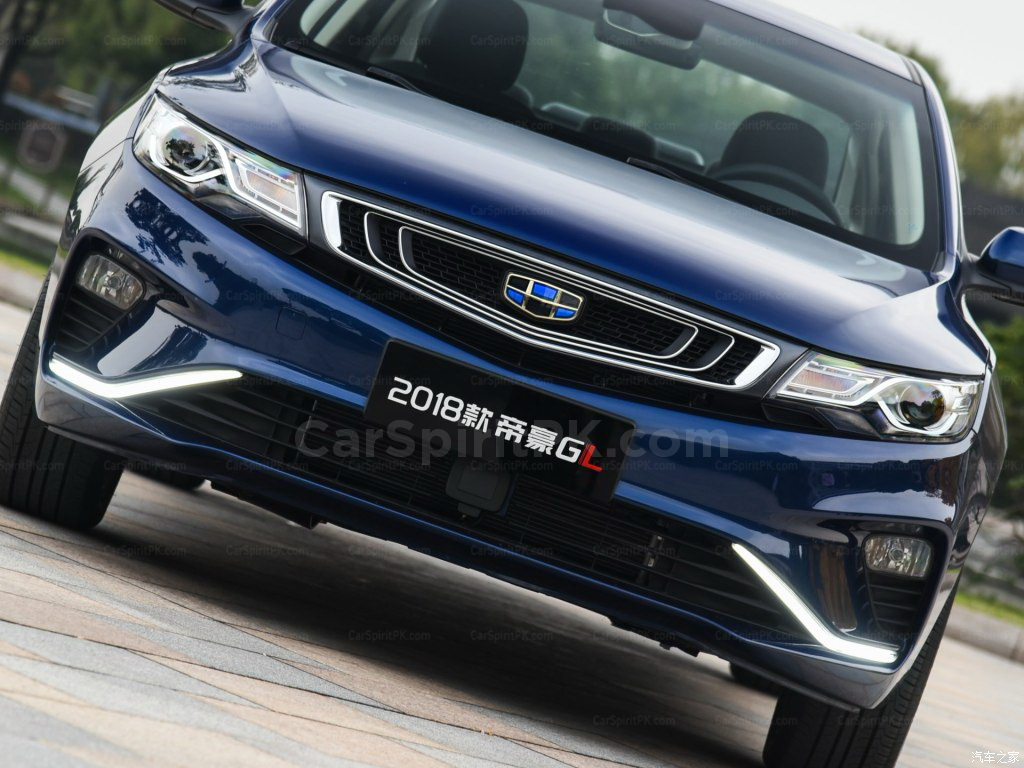 2018 Geely Emgrand Gl Launched In China Carspiritpk