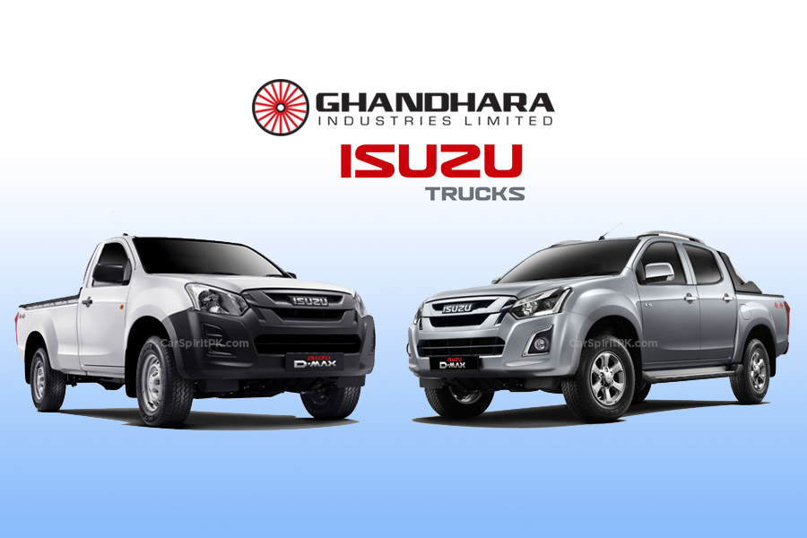 Ghandhara Offering 3S and 2S Dealerships for Isuzu Range of Vehicles 1