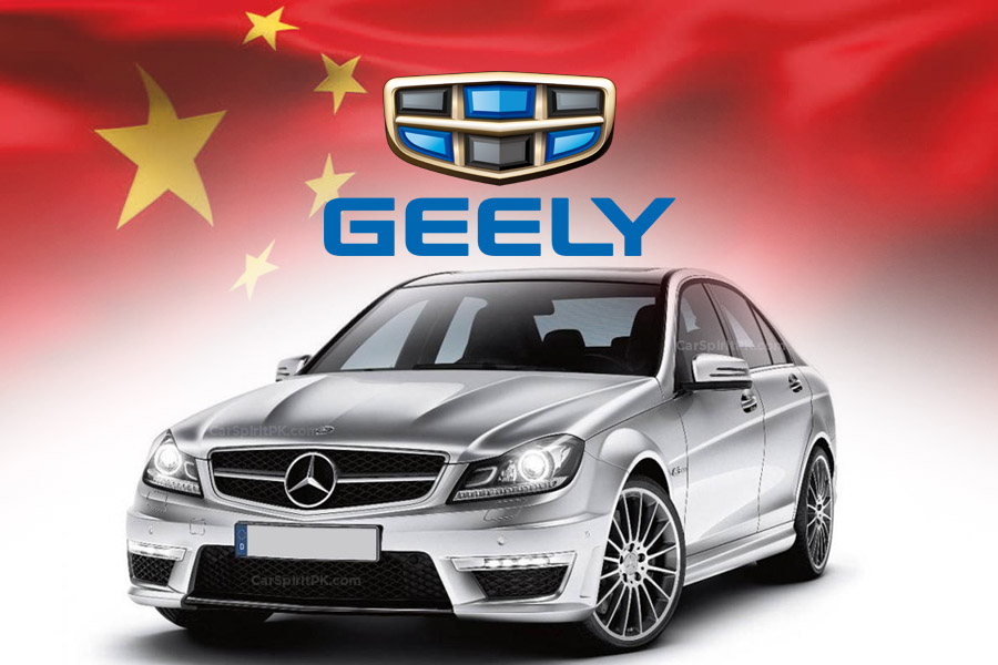 Geely Proceeding to Acquire 4 Billion Euros Stake in Daimler AG 1