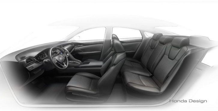 New Honda Insight Prototype Revealed 9