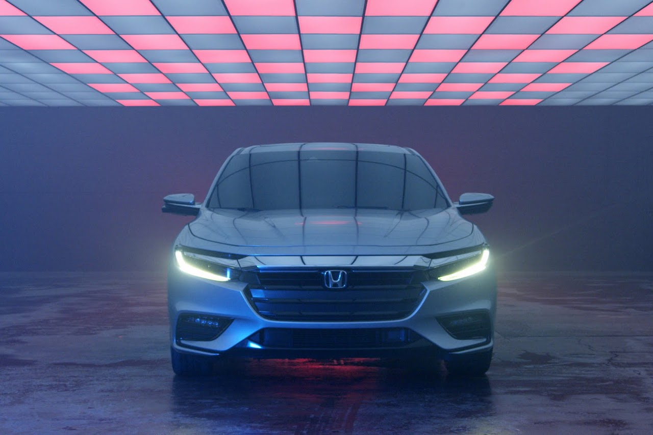 New Honda Insight Prototype Revealed 1