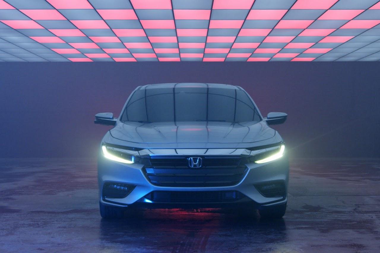 New Honda Insight Prototype Revealed 12