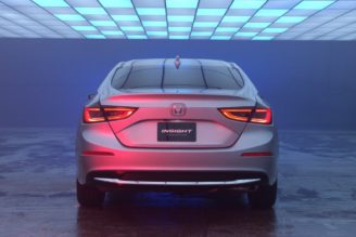2018 Honda Insight Hybrid Prototype Revealed at Detroit 10