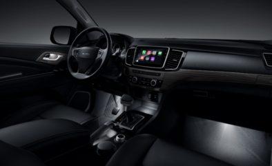 Isuzu MU-X Facelift Debuts in China 12
