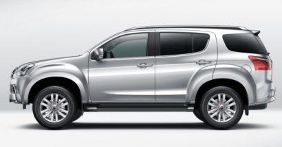 Isuzu MU-X Facelift Debuts in China 6