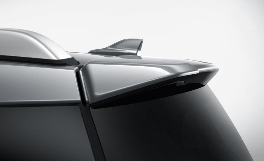 Isuzu MU-X Facelift Debuts in China 15
