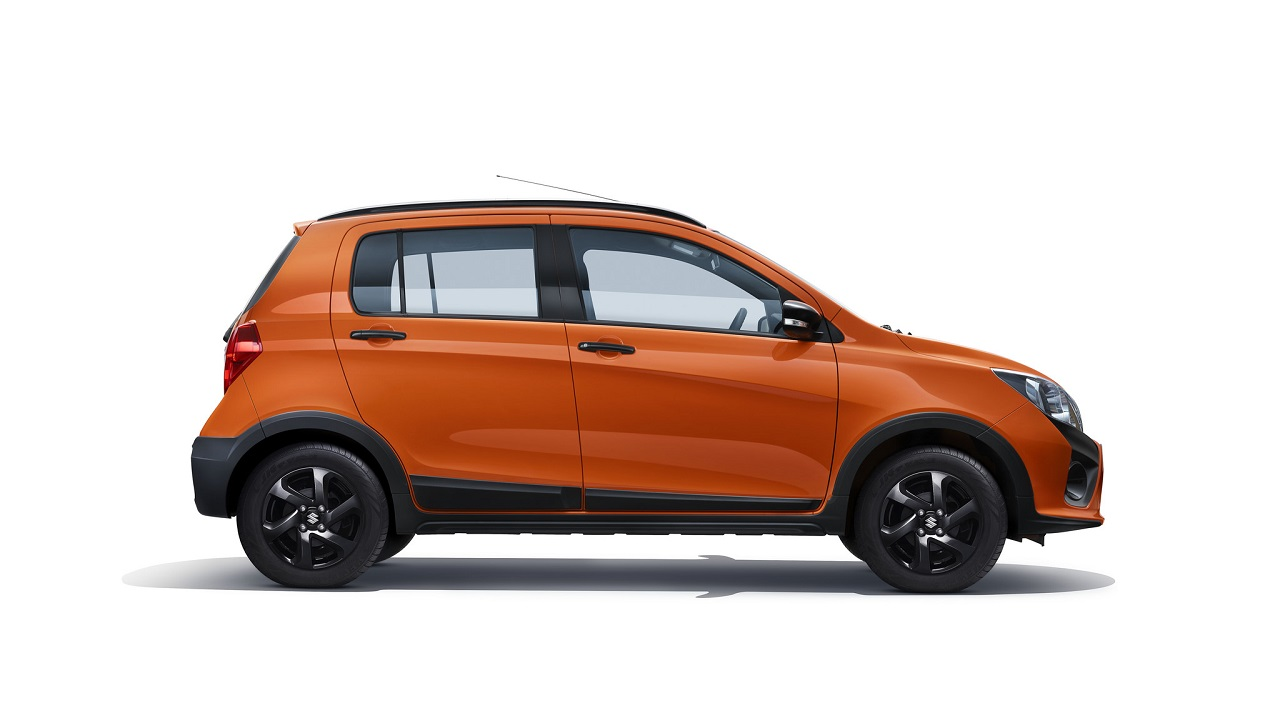 Suzuki CelerioX launched in India at INR 4.57 lac 7