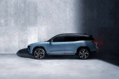 NIO Officially Launches the ES8 7-seat Electric SUV 7