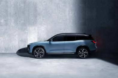 NIO Officially Launches the ES8 7-seat Electric SUV 6