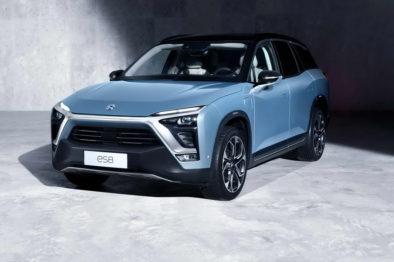 NIO Officially Launches the ES8 7-seat Electric SUV 5