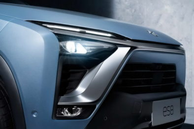 NIO Officially Launches the ES8 7-seat Electric SUV 8