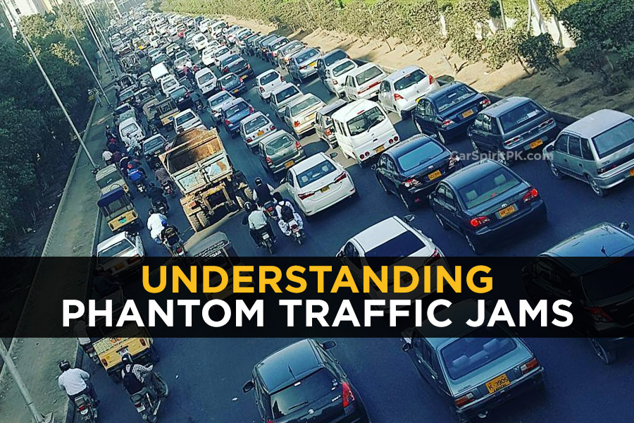 Understanding Phantom Traffic Jams 1