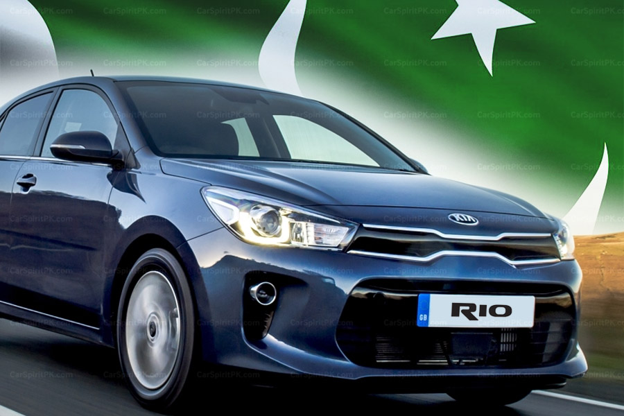 KIA Rio- All You Need to Know 1