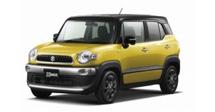 Suzuki XBEE Launched in Japan 3