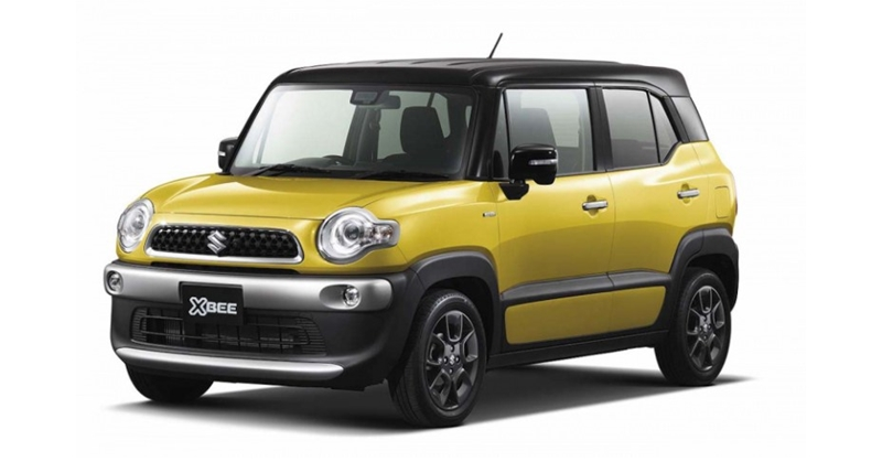 Suzuki XBEE Launched in Japan 1