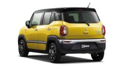 Suzuki XBEE Launched in Japan 7
