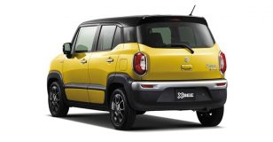 Suzuki XBEE Launched in Japan 4