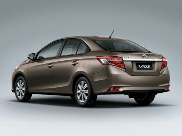 History: Toyota Yaris All Generations 20