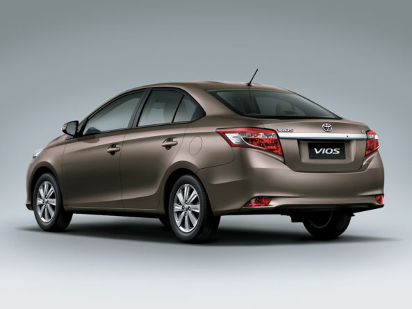 History: Toyota Yaris All Generations 26
