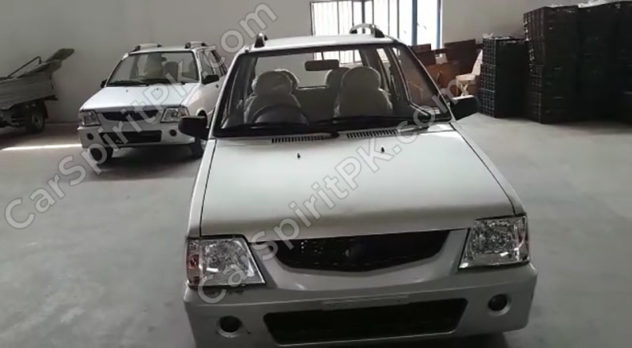 United Motors 800cc Car is a Suzuki Mehran Look Alike! 1