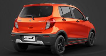 Suzuki CelerioX launched in India at INR 4.57 lac 4